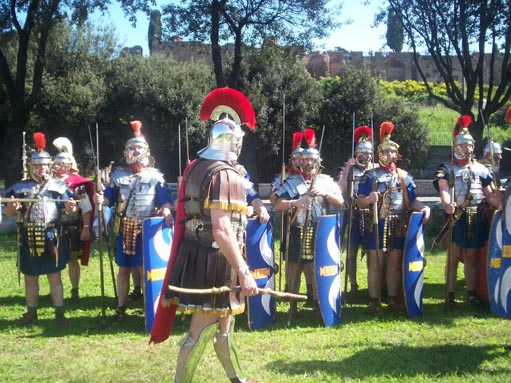 The Roman Military Research Society