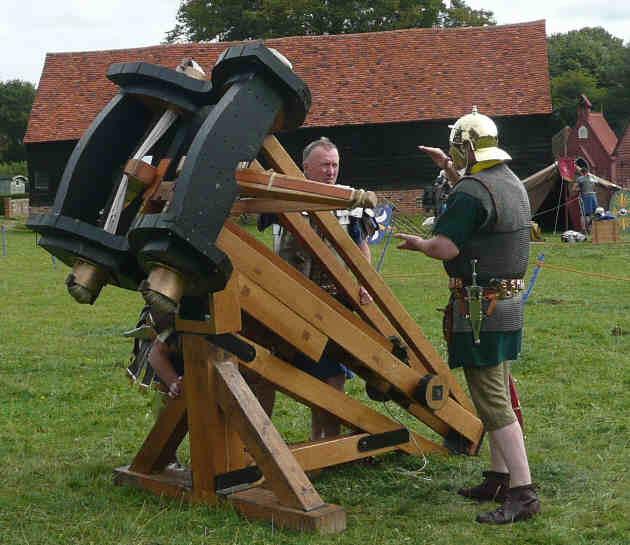 Roman Artillery