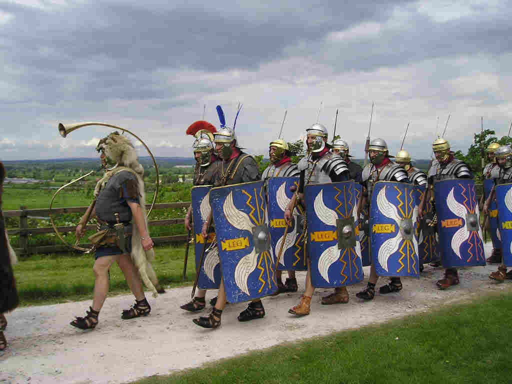 roman army training and discipline