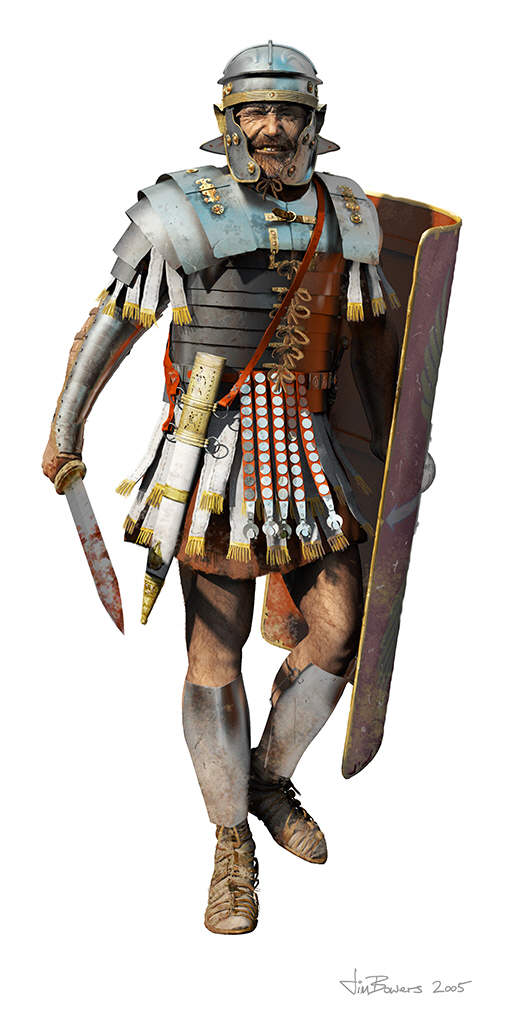 roman armys superiority to the celts essay Among ancient celts boudiccas revolt against the romans history essay print tribe were confident in their triumph against such a small roman army.